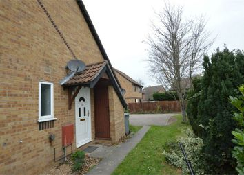 Thumbnail 1 bed end terrace house for sale in St Margarets Drive, Sprowston, Norwich