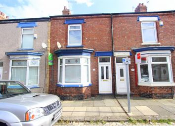 Thumbnail 2 bedroom terraced house to rent in Dundee Street, Darlington