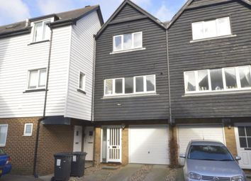 Thumbnail 3 bed property to rent in Island Wall, Whitstable