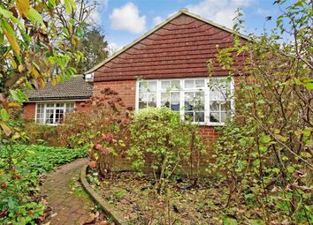 Thumbnail 3 bed detached bungalow for sale in Blackthorn Close, Brighton, East Sussex