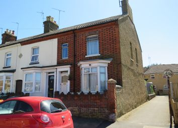 Thumbnail 2 bed end terrace house for sale in Mill Road, Leighton Buzzard