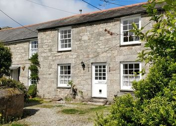 Thumbnail 2 bed semi-detached house to rent in Charlestown Road, Charlestown, St. Austell