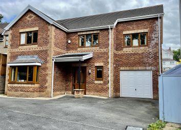 Thumbnail 4 bed detached house for sale in Llys Y Deri, Hopkinstown, Ammanford