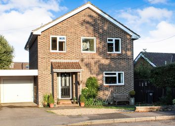Thumbnail 4 bed link-detached house for sale in Burnetts Gardens, Horton Heath, Eastleigh