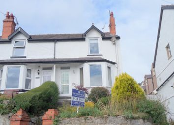 Thumbnail 2 bed end terrace house for sale in Llwynon Road, Llandudno
