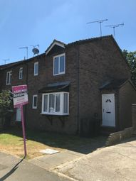 Thumbnail 1 bed mews house to rent in Springwood Drive, Godinton Park, Ashford, Kent