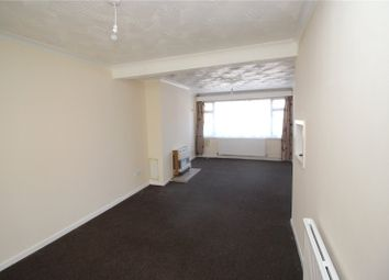 Thumbnail 3 bedroom terraced house to rent in Beaumont Drive, Northfleet, Gravesend, Kent