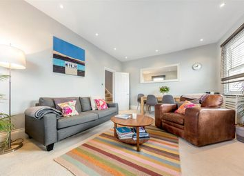 Thumbnail 2 bed flat for sale in Webb's Road, London