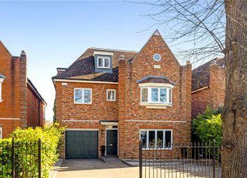 Thumbnail 5 bed detached house for sale in Broadlands Avenue, Shepperton, Surrey