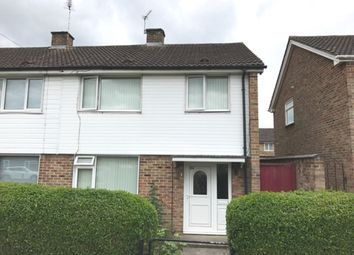 Thumbnail 3 bedroom semi-detached house for sale in Kestrel Crescent, Blackbird Leys, Oxford