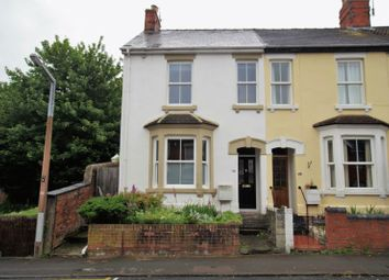 Thumbnail 2 bedroom end terrace house for sale in Clifton Street, Swindon