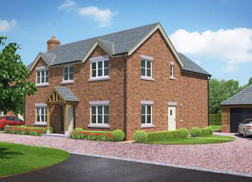 Thumbnail 4 bed detached house for sale in The Beeches, Shrewsbury Road, Hadnall, Shrewsbury