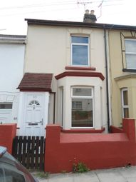 Thumbnail 3 bed terraced house to rent in Gardiner Street, Gillingham