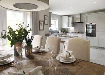 Thumbnail 4 bed semi-detached house for sale in Rocks Hollow Gardens, Southborough, Tunbridge Wells, Kent