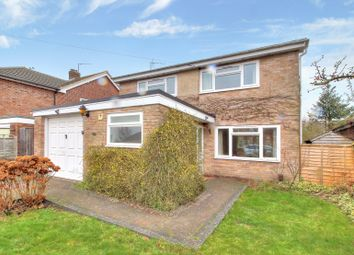 Thumbnail 3 bed detached house for sale in Rupert Road, Newbury