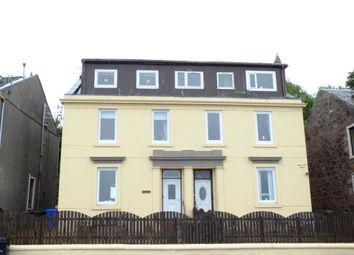 Thumbnail 2 bed flat for sale in Albert Road, Gourock