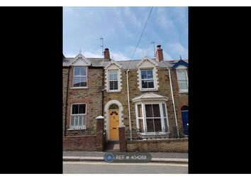 Thumbnail 3 bed terraced house to rent in Daniell Road, Truro