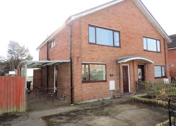 Thumbnail 3 bed semi-detached house to rent in Chadwick Crescent, Hill Ridware, Rugeley