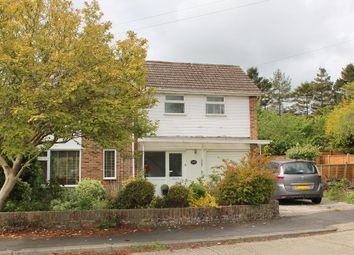 Thumbnail 3 bed detached house for sale in Findon Road, Findon Valley, Worthing