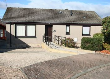 Thumbnail 2 bed bungalow for sale in Strangs Ley, Forfar