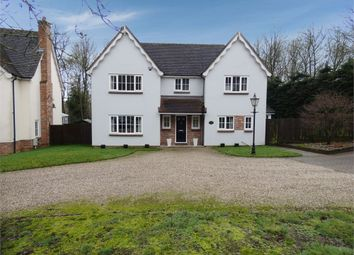Thumbnail 4 bed detached house for sale in Rectory Park, Boxford, Sudbury, Suffolk