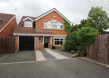 Thumbnail 5 bed detached house for sale in Loxton Square, Southfield Gardens, Cramlington