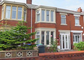 Thumbnail 3 bedroom terraced house to rent in Dunelt Road, Blackpool