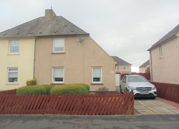 Thumbnail 3 bed semi-detached house for sale in Hillhead Avenue, Motherwell
