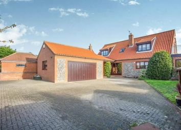 Thumbnail 5 bed detached house for sale in Hopton, Great Yarmouth, Norfolk