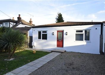 Thumbnail 2 bed detached bungalow to rent in Hazelwood Road, Cudham, Sevenoaks