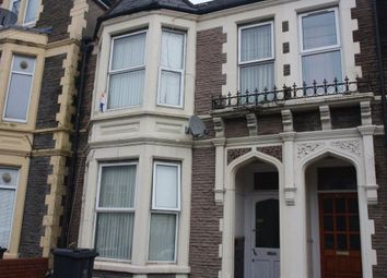 Thumbnail 6 bed shared accommodation to rent in Colum Road, Cathays, Cardiff