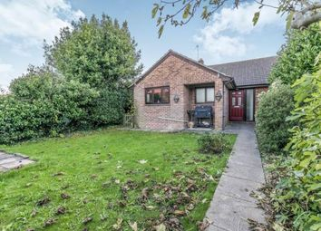 Thumbnail 2 bed bungalow for sale in Elson Road, Gosport, Hampshire