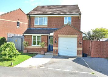 Thumbnail 3 bed detached house for sale in Danes Mead, Cullompton
