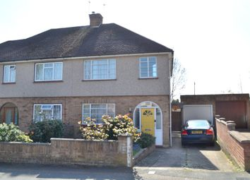 Thumbnail 3 bed semi-detached house for sale in Crown Rise, Garston, Watford