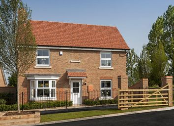 """Thumbnail 4 bedroom detached house for sale in """"Lincoln"""" at London Road, Sholden, Deal"""