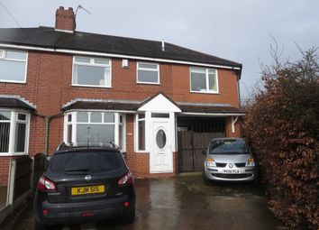 Thumbnail 5 bed semi-detached house for sale in Cedar Grove, Blurton, Stoke On Trent