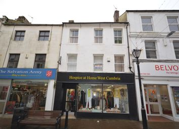 Thumbnail 3 bed flat to rent in Strand Street, Whitehaven