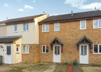 Thumbnail 2 bedroom terraced house for sale in Grove Close, Scarning, Dereham