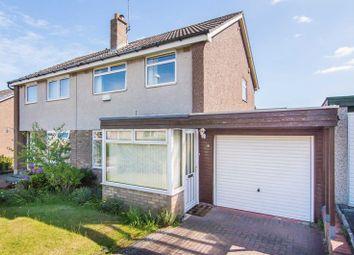 Thumbnail 3 bed semi-detached house for sale in 9 Baberton Mains Wynd, Baberton, Edinburgh