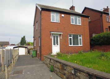 Thumbnail 3 bed detached house for sale in Rutland Street, Old Whittington, Chesterfield
