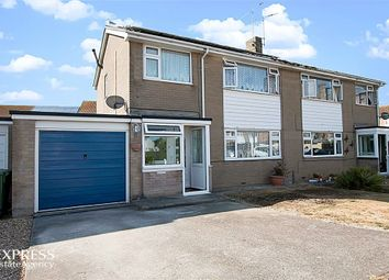 Thumbnail 3 bed semi-detached house for sale in Shepherds Croft, Portland, Dorset