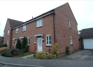Thumbnail 2 bed end terrace house to rent in Walker Chase, Kesgrave, Ipswich