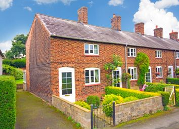 Thumbnail 2 bed semi-detached house for sale in The Green, Wrenbury, Nantwich