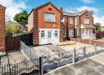 Thumbnail 3 bed semi-detached house for sale in Clively Avenue, Swinton, Manchester
