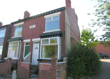 Thumbnail 2 bed semi-detached house for sale in Bridge Street, Ilkeston, Derbyshire