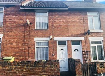 2 bed terraced house for sale in Ann Street, Creswell, Worksop S80