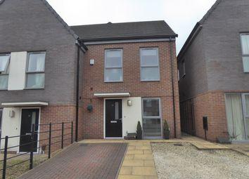 Thumbnail 2 bed semi-detached house for sale in Headley Croft, Birmingham