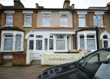 Thumbnail 3 bedroom terraced house for sale in Thorpe Road, East Ham, London