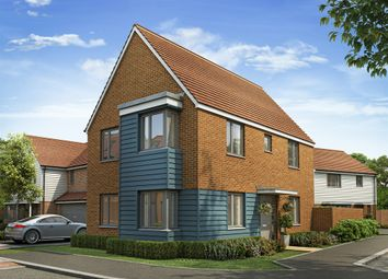 "Thumbnail 3 bed detached house for sale in ""The Birch Special "" at Fields Road, Wootton, Bedford"