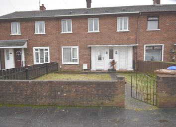 Thumbnail 3 bedroom terraced house for sale in Highcliff Gardens, Belfast